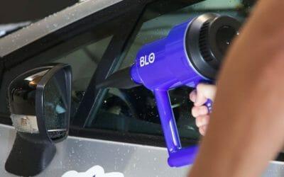 Undgå kalkpletter efter bilvask