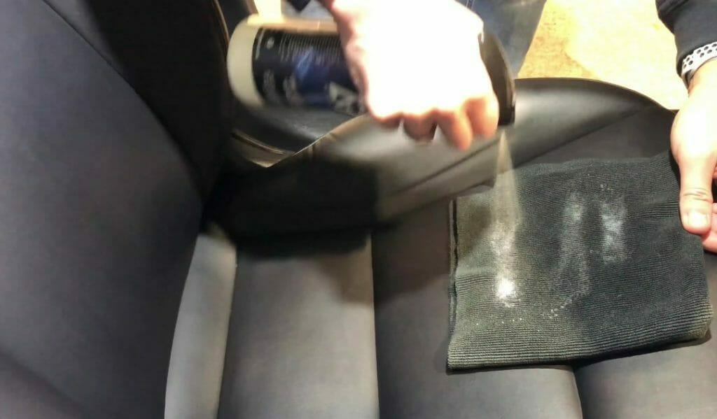 3 sprøjt Auto Glanz Leather Conditioner
