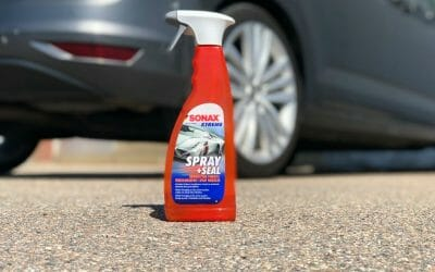 Sonax Spray And Seal