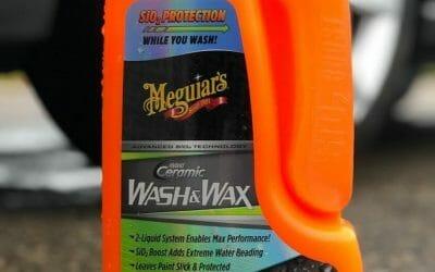 Meguiars Ultimate Ceramic Wash & Wax