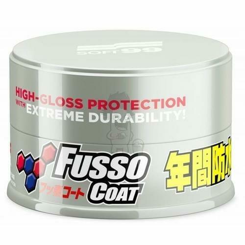 Fusso Coat 12 month wax lakforsegling