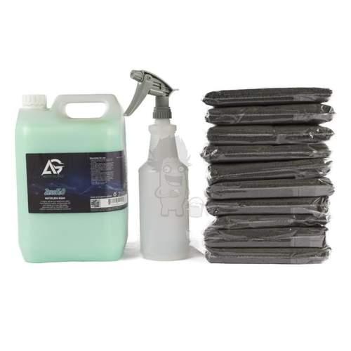 Vaskepakke bilvask uden vand